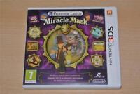 Professor Layton and the Miracle Mask Nintendo 3DS UK Game **FREE UK POSTAGE**