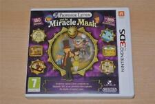Professor Layton and the Miracle Mask Nintendo 3DS UK Game