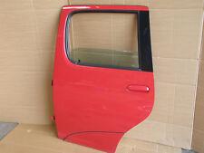Tür hinten links Toyota Yaris Verso EZ.2004 Rot 3PO Komplett