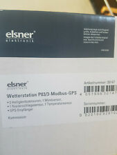 Elsner 30147 P03/3-Modbus-GPS mit GPS-Empfänger *NEU*