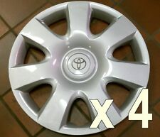 "Set of 4 Toyota Camry Hubcap Wheel Cover 2002 - 2004 15"" Camery NEW AM"