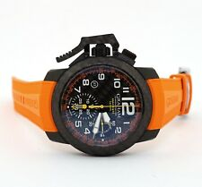 Graham Chronofighter Oversize Orange 2CCBK.O01A Mens Watch $9,900