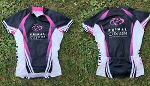 Primal Custom Cycling Shirt Size S Woman Camsieta Italy