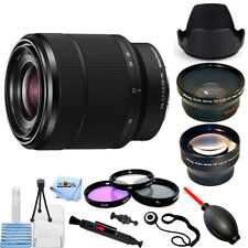 Sony FE 28-70mm f/3.5-5.6 OSS Lens (Black)!! PRO BUNDLE BRAND NEW!!