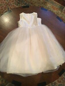 Flower Girl Dress - David's Bridal Size 8