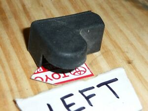 Toyota 4Runner Tacoma Truck DOOR STOP BOLT COVER LEFT 96+ STOPPER CATCH CHECK L