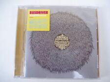 Busdriver - Road Kill Overcoat - RARE CD