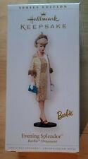 2006 NIB Hallmark Keepsake Ornament Evening Splendor, Barbie Ornament #13
