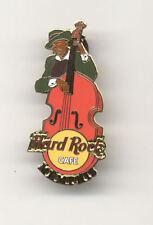 Hard Rock Cafe Memphis Bass Player Pin
