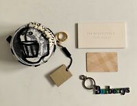 Burberry genuine collection or 4 items. mint, never used.