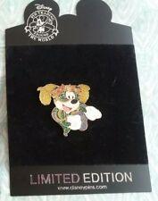 Rare HTF Authentic Disney Mardi Gras Mickey LE 100 pin, new on card & stunning!