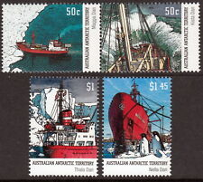 AAT 2003 Antarctic Supply Ships