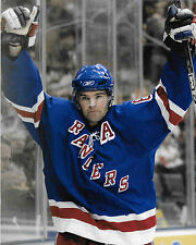 Jaromir Jagr Signed New York Rangers 8X10 Photo