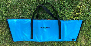 "Buffalo Gear fish cooler bag blue  45""x18"""