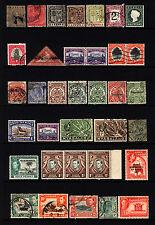 British Africa 1858-1938 M&U Lot 30 items