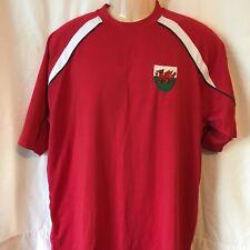WALES - DRAGON Symbol Men's Jersey Shirt Size M (excellent) (T99)