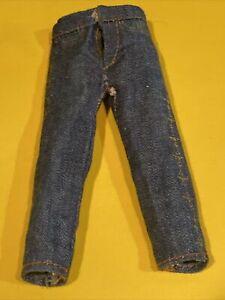"""Vintage Ken Doll/12"""" Action Figure Wrangler Cowboy Denim Jeans 🐮"""