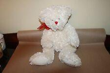 """RBI Sammy Teddy Bear 17"""" Plush Cream Color"""