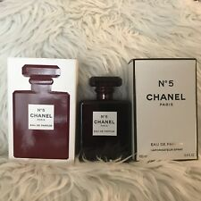 Chanel No5 Eau de Parfum 100ml RED Limited Edition