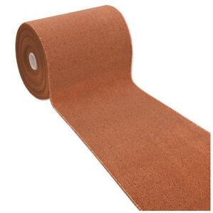 Carpet Kitchen Rimmed Aisle Bathroom per Meter h57 Non-Slip Mod.alexa B Orange