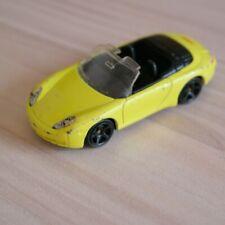 2013 PORSCHE 911 CARRERA CABRIOLET MATCHBOX DIECAST CAR TOY