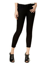 df148b88048 Tommy Hilfiger Womens Black Greenwich Cropped Ankle SKINNY Jeans Size 14