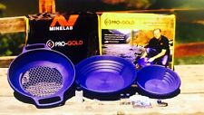 New Minelab Pro Gold Gold Panning Kit 3011 0325 Everything You Need To Find Gold