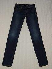 AMERICAN EAGLE aeo – Size 0 LONG – SKINNY Denim Jeans – #Y056