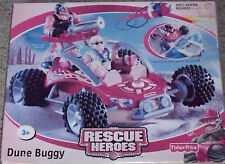 Rescue Heroes DUNE BUGGY New Fisher-Price