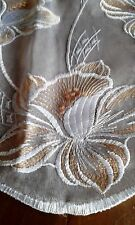 "Fotogardinen /""Magnolias/"" Gardinen Fotovorhang Foto Vorhang 290cm x 245cm"
