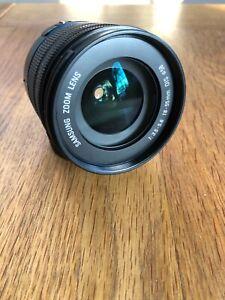 SAMSUNG NX 18-55mm Zoom - excellent