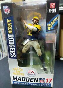 Aaron Rodgers Madden 17 Ultimate Team Series 2 Figurine - NIB