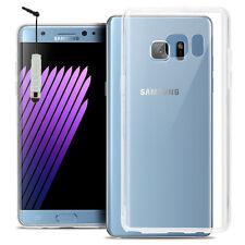 Funda Carcasa Gel Ultrafina TRANSPARENTE Samsung Galaxy Note FE + Lápiz óptico