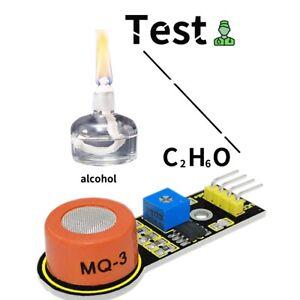 MQ-2 Brennbares Gas Gaswarner CO H2 Messgerät Melder Sensor für Arduino Zubehör