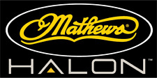 Mathews Decal Halon (New)