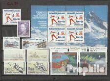 Danimarca-Groenlandia 1994 nuovo linguellato