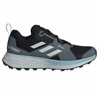 adidas Terrex Two GTX Womens Trail Running Trainer Shoe Black/Grey