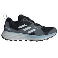 adidas Terrex Two GTX Womens Trail Running Trainer Shoe Black/Grey
