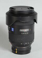 Sony 16-35mm SAL1635Z Carl Zeiss f/2.8 SSM Lens