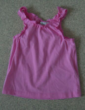 Marks and Spencer Girls' Scoop Neck Vest T-Shirts & Tops (2-16 Years)