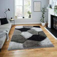 Large Shaggy Area Rug Non-Slip Hallway Runner Rug Living Room Bedroom Carpet Mat