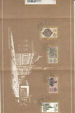 Berlin 750 Jahre super Faltblatt