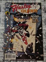 Harley Quinn (2000) DC - #33, 1st Solo Series, Suicide Squad, Lieberman, FN/VF