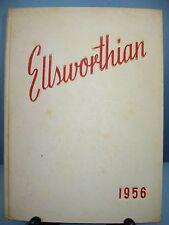 1956 Ellsworthian, Ellsworth Memorial High School, South Windsor, CT Yearbook