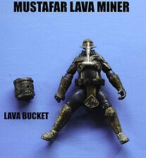 Star Wars Mustafar Lava Miner Action Figure!