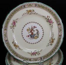 """Royal Doulton Lillian Scalloped v1022 Four Dinner Plate Plates - 10 1/2"""""""