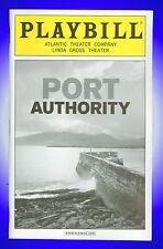 Playbill + Port Authority + John Gallagher Jr, Brian d'Arcy James, Jim Norton