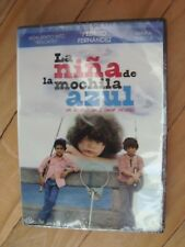 LA NIÑA DE LA MOCHILA AZUL pedrito fernandez maria rebeca DVD Region 1&4 Mexico