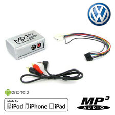 Boitier Auxiliaire MP3 pour autoradios Volkswagen RCD200, RCD300, RCD500, MFD2
