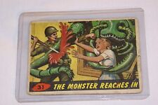 "1962 Mars Attacks ""The Monster Reaches In"" #31"